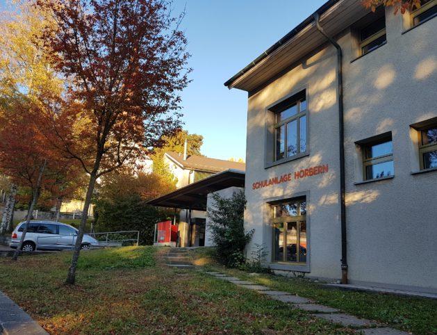 Schulhaus Horbern